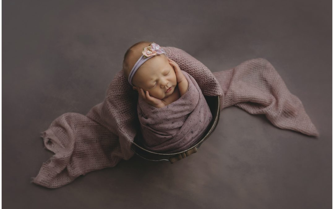 Parker A. | Bloomington Indiana Newborn Portraits