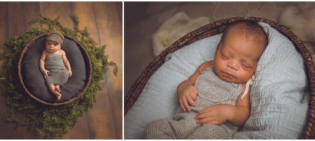 Baby Kasen | Bloomington Indiana Newborn Photography