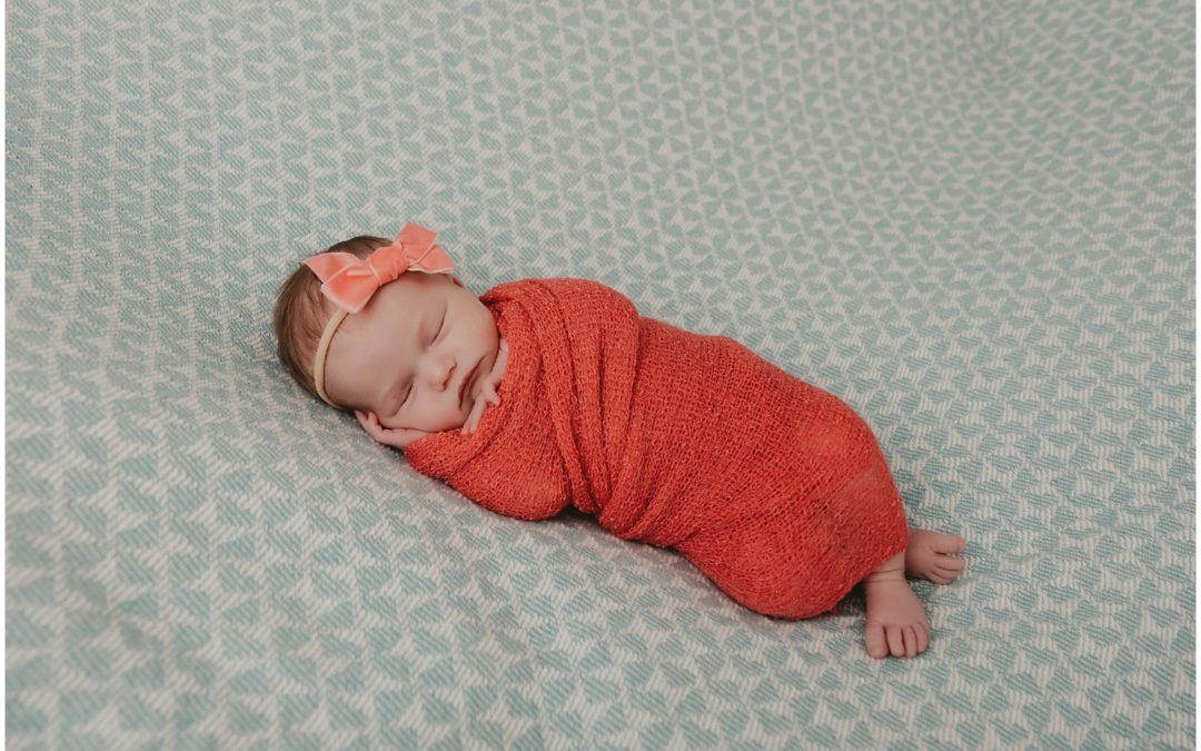 Octavia | Bloomington Indiana Newborn Photography